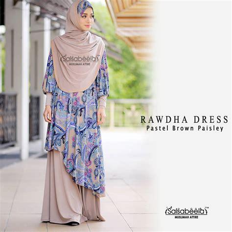 Baju Cantik Muslimah baju muslimah dari salsabeela muslimah attire dunia farisya