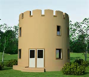tower house plans castle tower house building