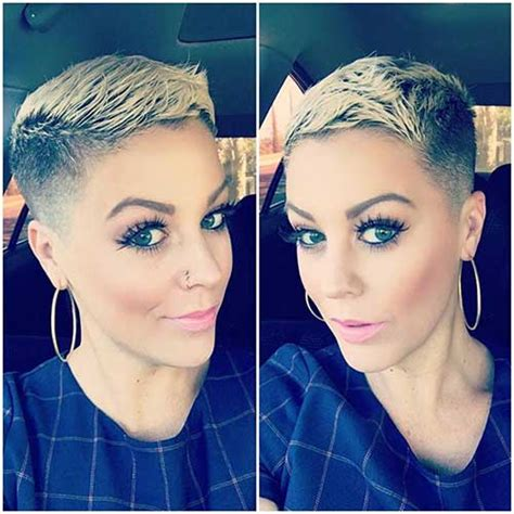the chop haircut for women attractive pixie haircuts for beautiful women short