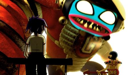 gorillaz rock the house gorillaz rock the house promo video pictures