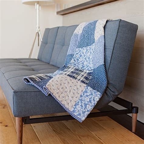 Patchwork Throws For Sofas - slpr real patchwork quilted throw 0 sofas