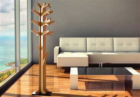 lada piantana design lade da terra in legno attaccapanni da terra design
