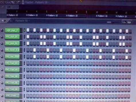 drum pattern metal tutorial how to make metal drum beats in fl studio or