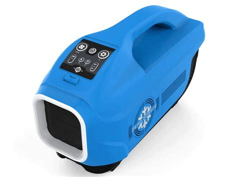 portable air conditioner runs battery the portable battery powered air conditioner to take along