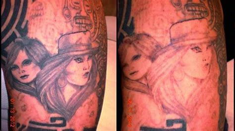 tattoo ink immune system ink without fear a tattoo that fades after a year