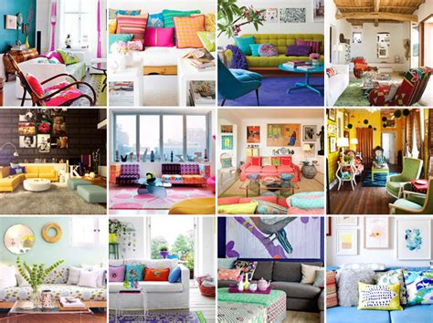 colorful rooms 12 unbelievably colorful living rooms brit co