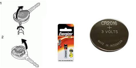 Baterai Remote Mobil Agya cara praktis ganti baterai remote mobil berita otomotif
