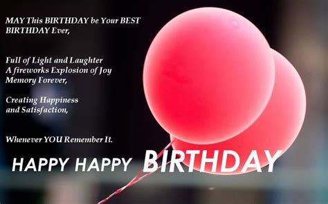Happy Birthday Wishes To Someone Special Birthday Wishes For Someone Special Happy Birthday To