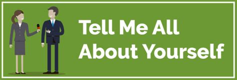 Mba Tips Tell Me About Yourself by Tell Me All About Yourself New Tricks