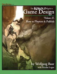 Pdf Kobold Guide Worldbuilding Wolfgang Baur by Kobold Guide To Design Vol 2 Kobold Press