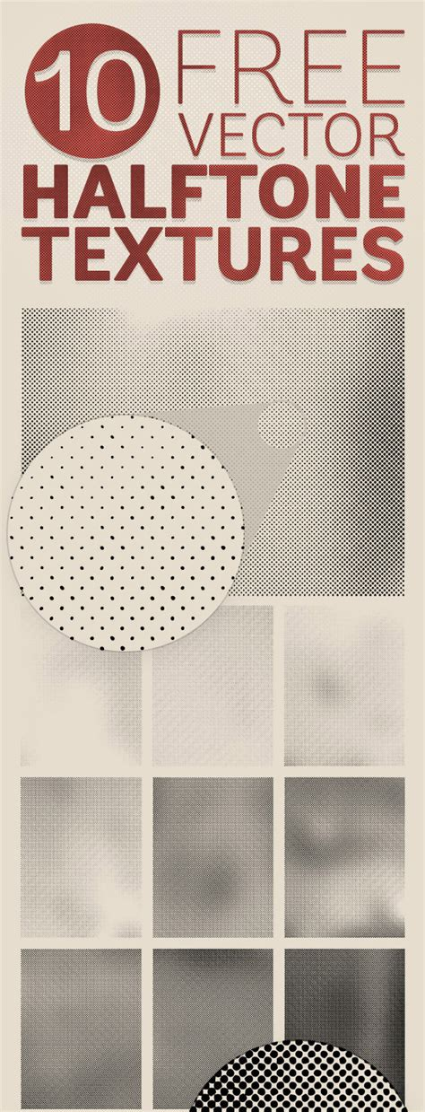 10 distressed vector halftone patterns for illustrator halftone distressed free texture packs