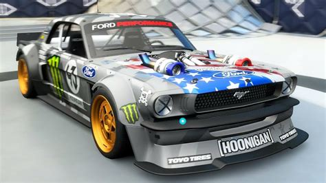 Hoonigan Mustang Turbo 28 Images Turbo Awd