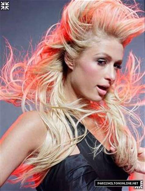 celebs fake hair fake celebrity hair clipin go by paris hilton