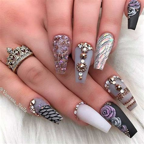 Beautiful Nail Ideas by 45 Best Nail Designs For Glamorous Nail