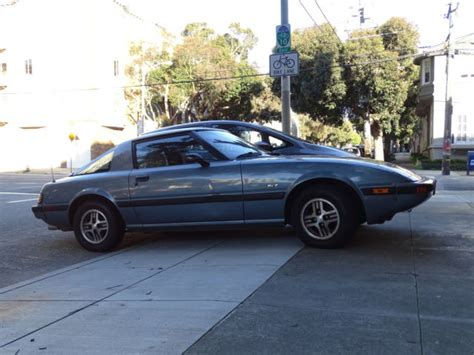 old car owners manuals 1984 mazda rx 7 windshield wipe control 1984 mazda rx 7 gs 12a engine for sale mazda rx 7 gs 1984 for sale in san francisco
