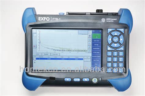 exfo platform ftb 1 otdr exfo otdr ftb 1 with ftb 700 sm mm otdr module ftb 1