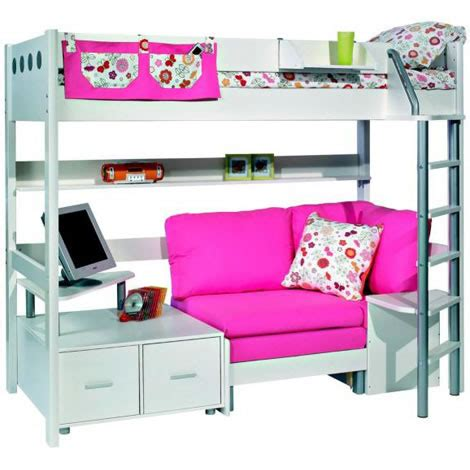 bunk bed sofa and desk loft bed with sofa and desk underneath teachfamilies org