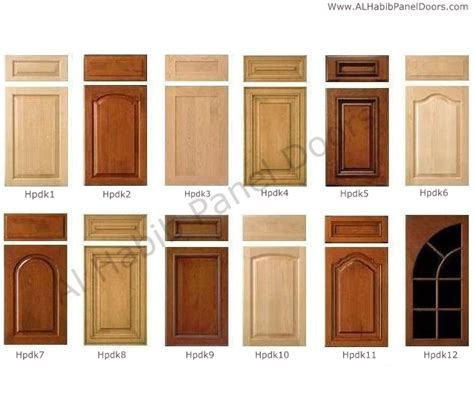 Cabinet Door Design Kitchen Cabinets Kitchen Al Habib Panel Doors