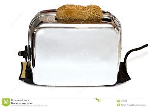 Time Toaster Retro Toaster Appliance Stock Photography Image 5705232