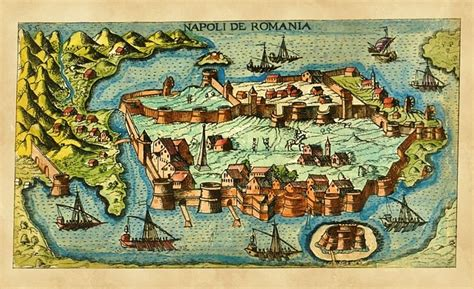 Helena From Terra Plana by Free Illustration Medeival Ancient Map Fortress Free