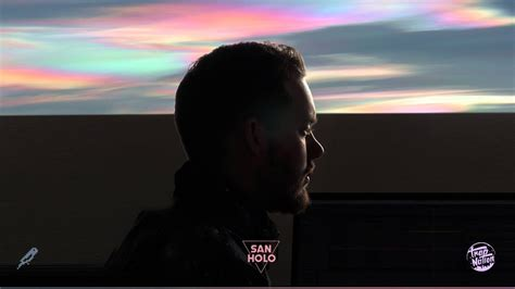 san holo right here right now san holo new sky tour mix youtube