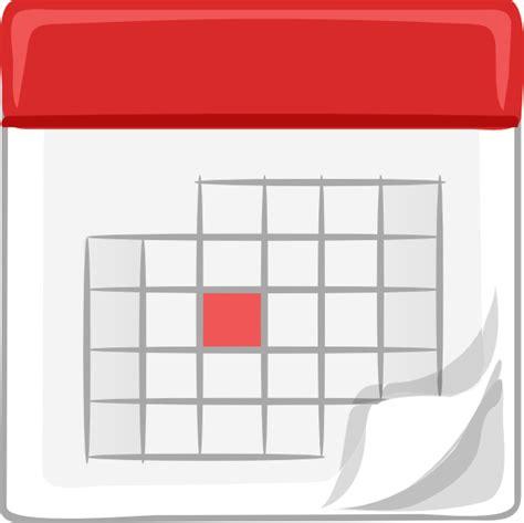 clipart calendario table calendar clip at clker vector clip