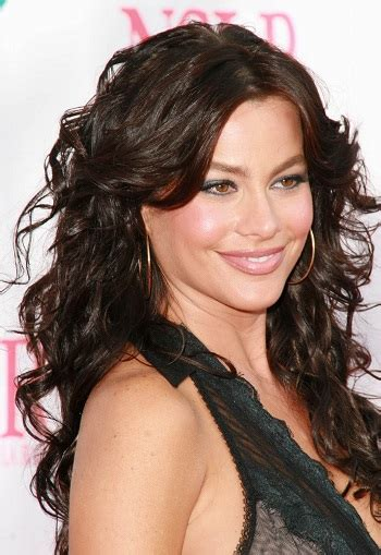 Sofia Vergara Hairstyle by Hairstyles Sofia Vergara Curly Hairstyle