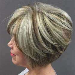 highlights on hair 50 30 modern haircuts for women over 50 with extra zing