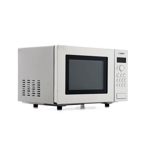 Microwave Bosch buy bosch hmt75g451b microwave grill with electronic