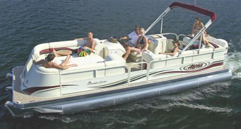 aloha pontoon research aloha pontoon boats ps 250 entertainment pontoon