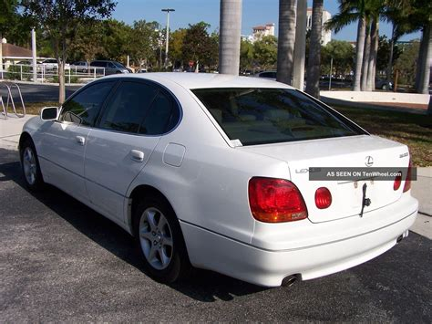 lexus car 2004 2004 lexus gs300 florida car all service records no