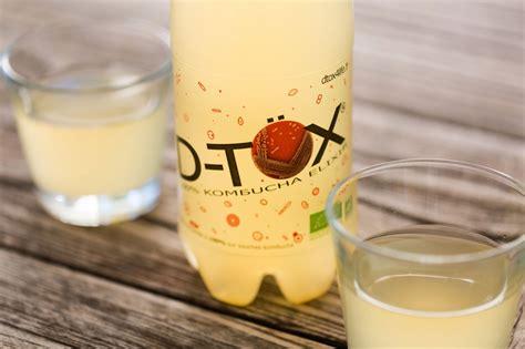 Kombucha Cleanse Detox by Cure D 233 Tox Bio Et Sens