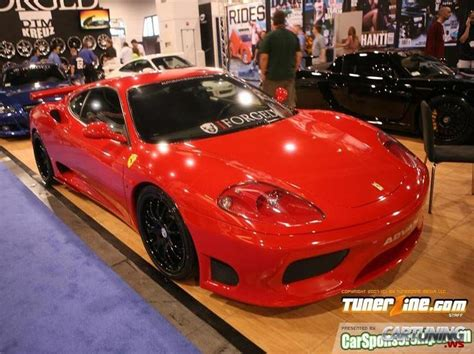Ferrari 360 Tuning by Tuning Ferrari 360 187 Cartuning Best Car Tuning Photos