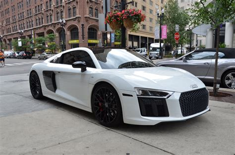 Audi Stock Price by 2017 Audi R8 V10 Stock Gc2149 For Sale Near Chicago Il