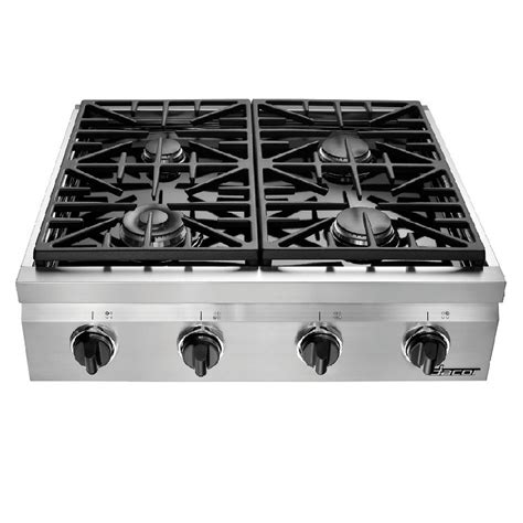 30 Gas Cooktop Shop Dacor Distinctive 4 Burner Gas Cooktop Stainless