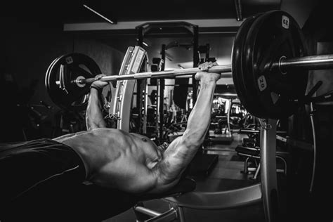 ultimate warrior bench press the ultimate upper chest workout to build mass ignore limits