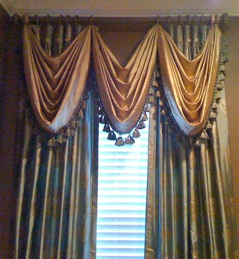 Silk Window Treatments Silk Richness Traditional Window Treatments Ta