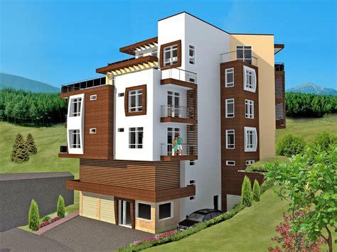 create a building d arch studio 187 residential building devin bulgaria