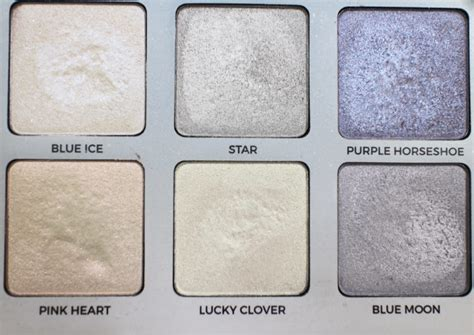 moonchild glow kit review swatches