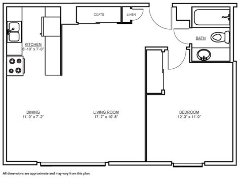 floor plans horizon house continuing care retirement community seattle wa