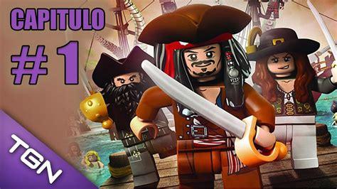 tutorial lego piratas do caribe lego piratas del caribe capitulo 1 hd 720p youtube