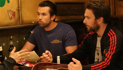 charlie day rcg apple orders comedy series from rob mcelhenney and charlie