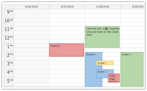 tutorials daypilot for asp net mvc calendar scheduler daypilot lite for asp net mvc 1 5 sp2 daypilot for asp