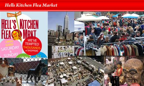 Hell S Kitchen Flea Market by The Faithful Shopper Shop In The Huffpost