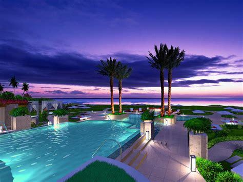 the paradise vacation hd desktop wallpaper widescreen