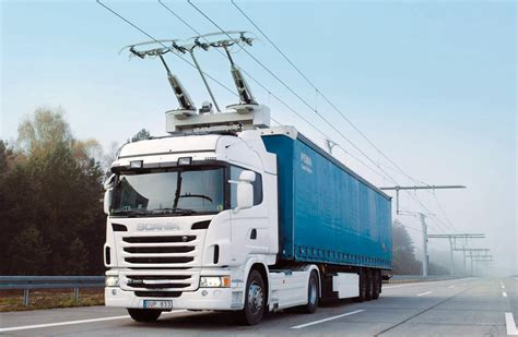 how is the truck electric trucks how the technology works