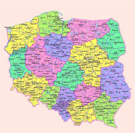 Search Poland Poland Cities Map Image Search Results
