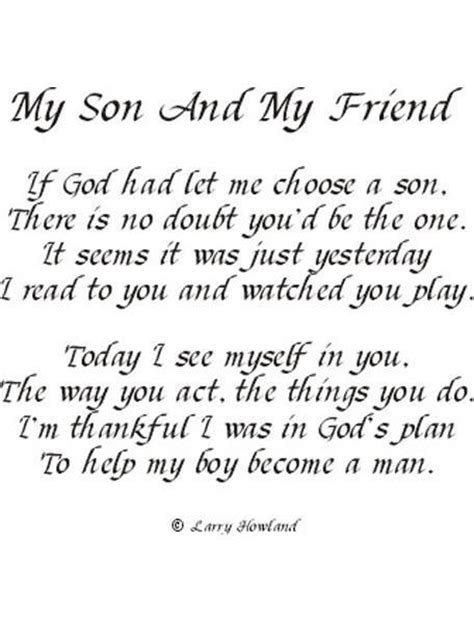 thank you letter to my on birthday to my sons my handsome sons birthdays