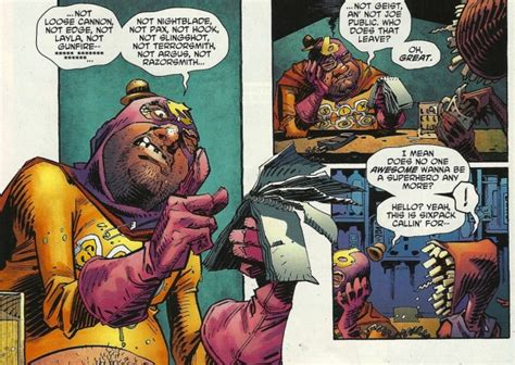 section 8 comics section eight ennis and mccrea still love to mock dc