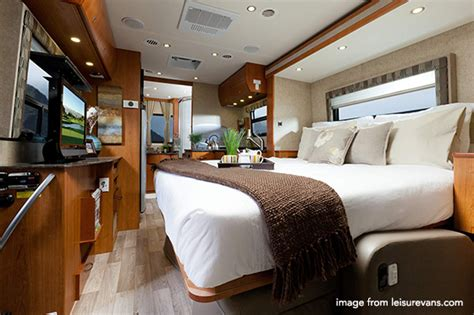 rv with murphy bed the best small rv s living large in a small space